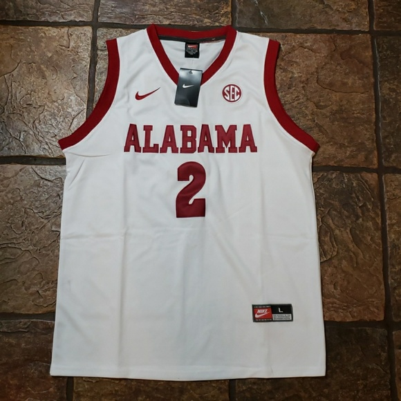 more photos c3ab2 439af Collin Sexton - Alabama Home Jersey NWT